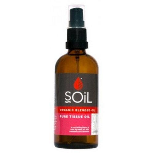 Organic Tissue Oil - Soil