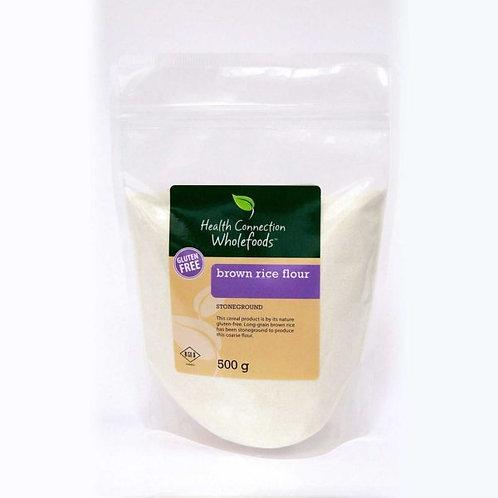 Brown Rice Flour 500g - Health Connection
