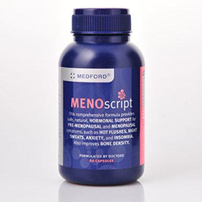 Menoscript Capsules - Medford