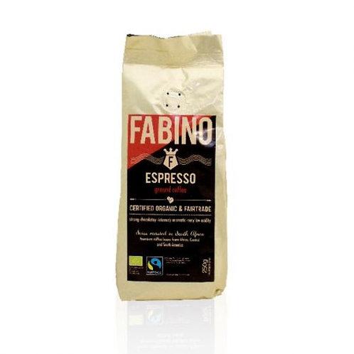 Organic Espresso Coffee - Fabino