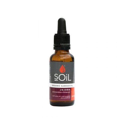 Organic Jojoba Oil 30ml - Soil