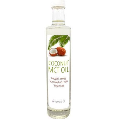 Coconut MCT Oil - Life Matrix