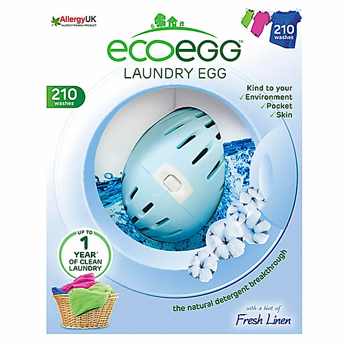 Fresh Linen Laundry Egg - Eco Egg
