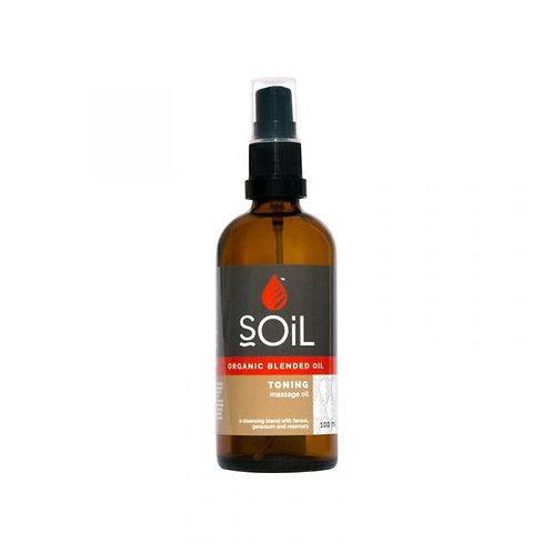 Toning Oil 100ml - Soil