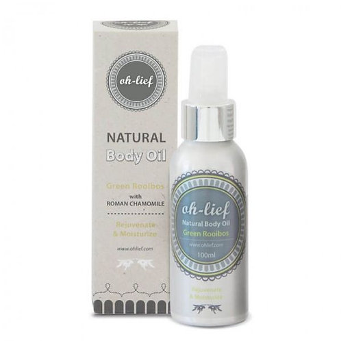 Natural Body Oil - Oh Lief