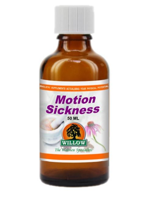 Motion Sickness Drops - Willow