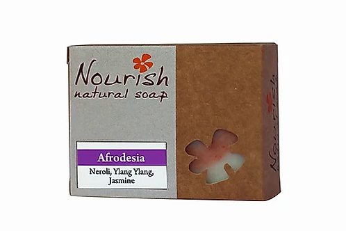 Afrodesia Soap - Nourish Natural Soap