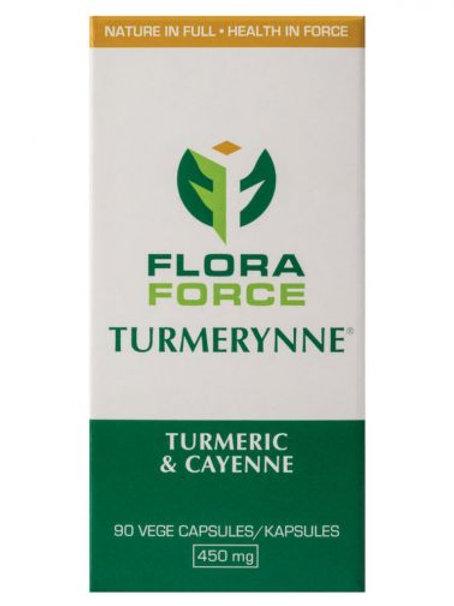 Turmerynne Capsules - Flora Force