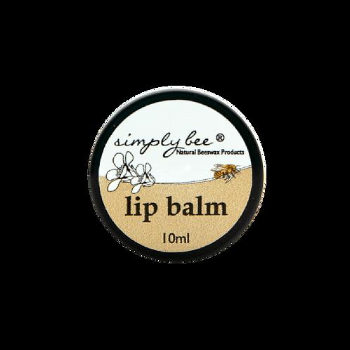 Lip Balm (Plastic) - Simply Bee