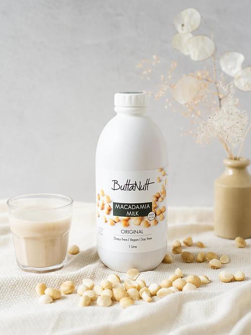 Macadamia Milk 1L - ButtaNutt