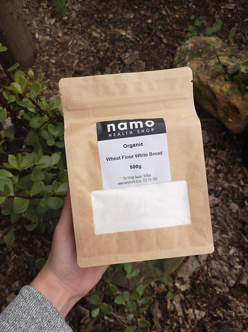 Organic White Bread Wheat Flour - Namo Health
