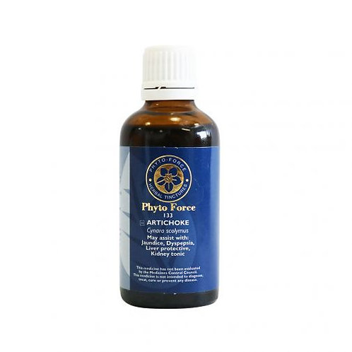 Artichoke Tincture 50ml - Phyto Force