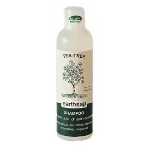 Tea Tree Shampoo - Earth Sap
