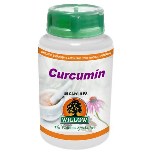 Curcumin Capsules - Willow