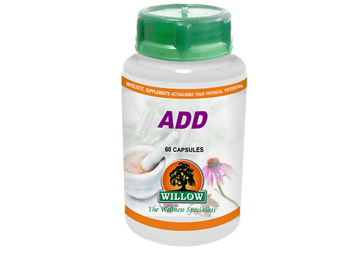ADD Capsules - Willow