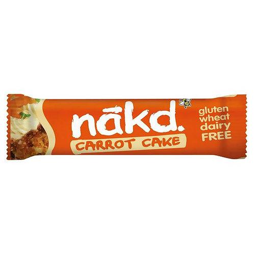 Carrot Cake Bar - Nakd