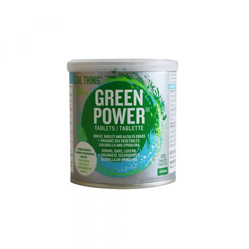 Green Power Tablets - The Real Thing