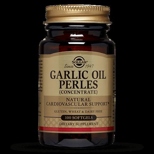 Garlic Oil 100 Softgels - Solgar