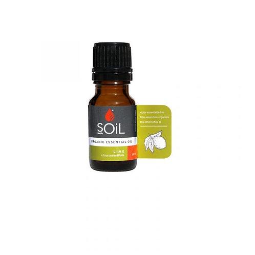 Organic Lime Essential Oil - Soil