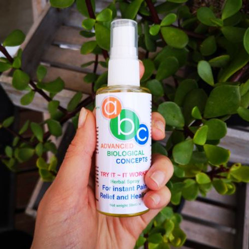 ABC Herbal Spray - Advanced Biological Concepts