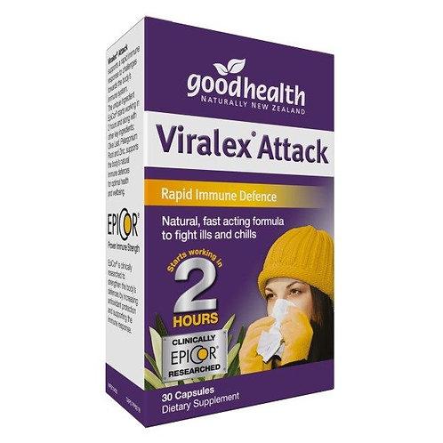 Viralex Attack Capsules - Good Health