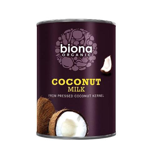 Organic Coconut Milk - Biona