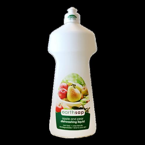 Apple & Pear Dishwashing Liquid - Earth Sap