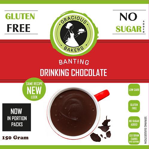 Banting Drinking Chocolate Powder - Gracious Bakers