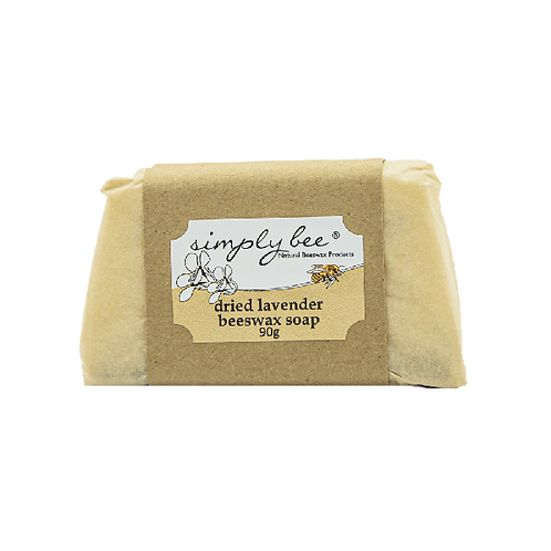 Lavender Beeswax Soap - Simply Bee