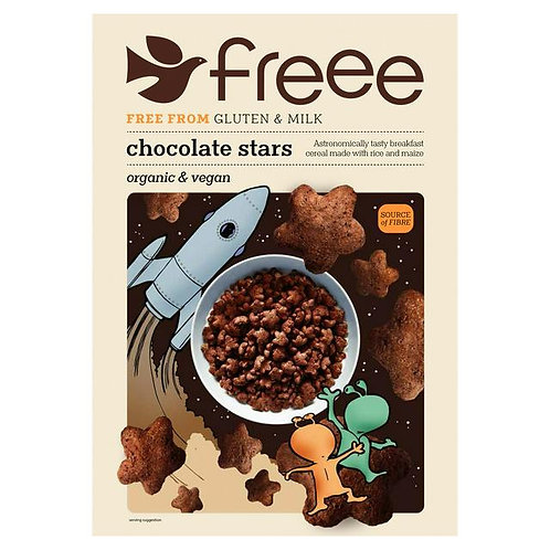 Organic Chocolate Stars- Freee by Doves Farm