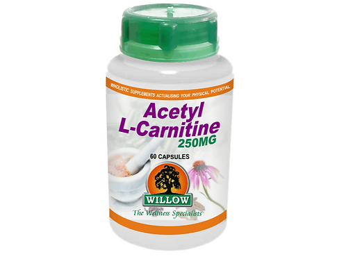 Acetyl L-Carnitine Capsules - Willow