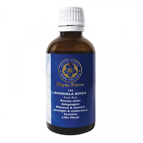 Rhodiola Tincture 50ml - Phyto Force