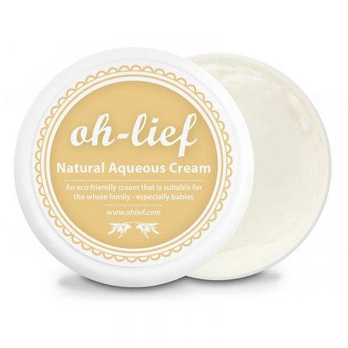 Natural Aqueous Cream - Oh Lief