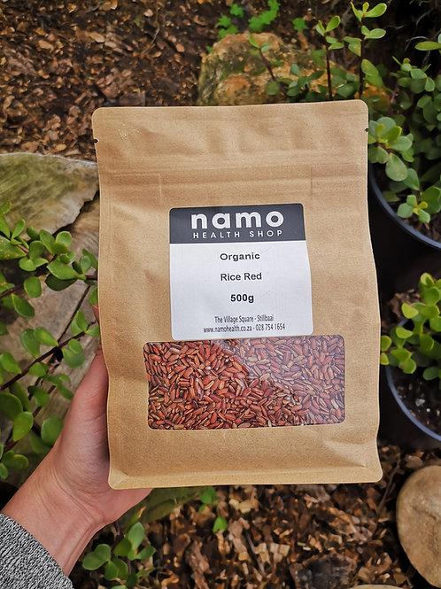 Organic Red Rice - Namo Health