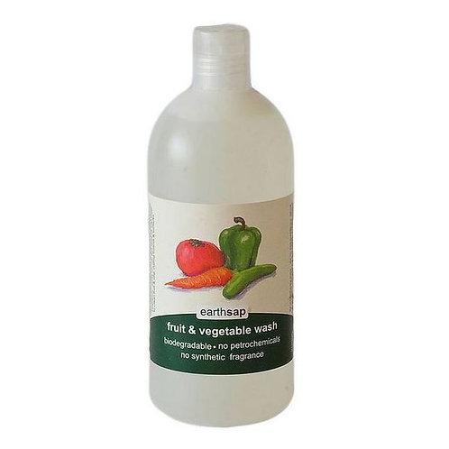 Fruit & Vegetable Wash - Earth Sap