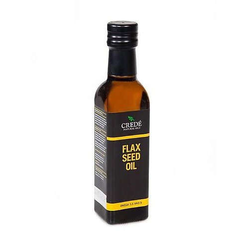 Flax Seed Oil 250ml - Crede