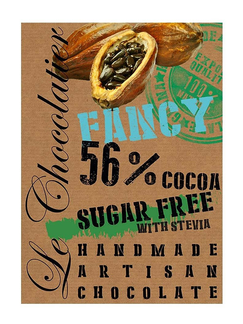 Sugar Free Fancy Chocolate 100g - Le Chocolatier