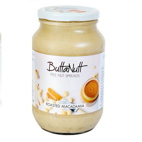 Roasted Macadamia Nut Butter - Buttanutt