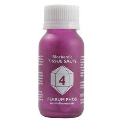 Ferrum Phos Tissue Salt #4 - Natura