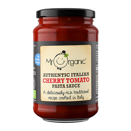 Cherry Tomato Pasta Sauce - Mr Organic