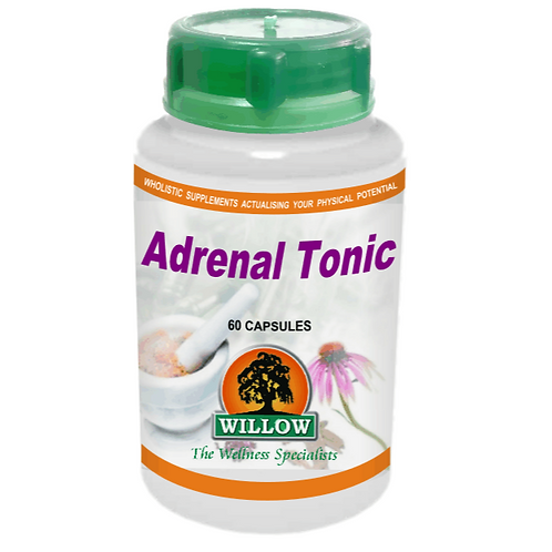 Adrenal Tonic Capsules - Willow