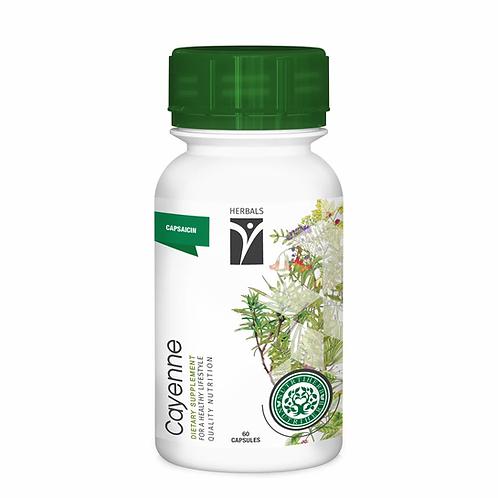 Cayenne Capsules - Nutri Life