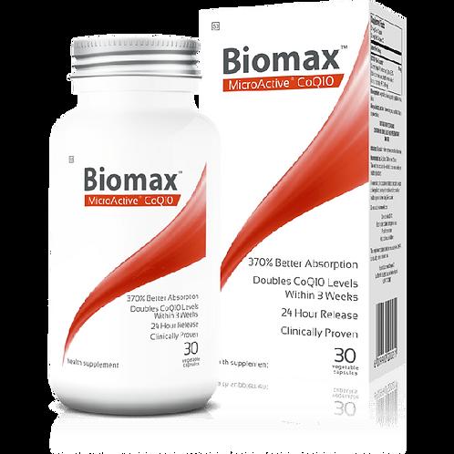 Biomax CoQ10 Capsules - Coyne