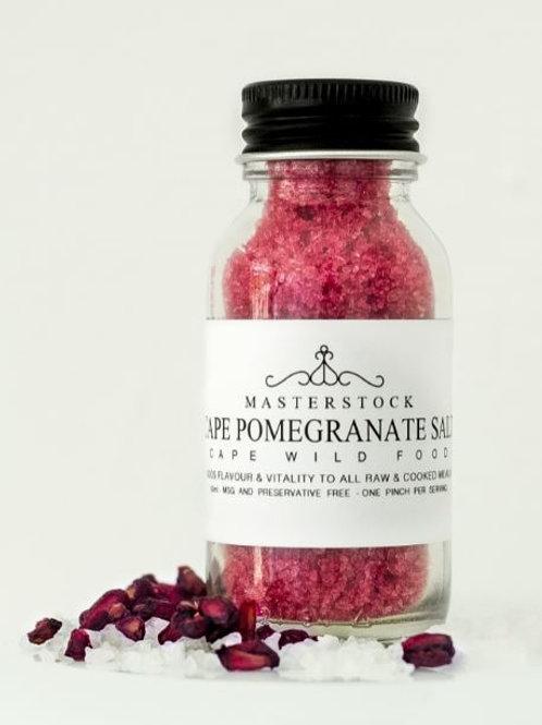 Cape Pomegranate Salt - Masterstock
