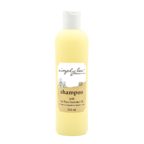 Tea Tree Shampoo - Simply Bee