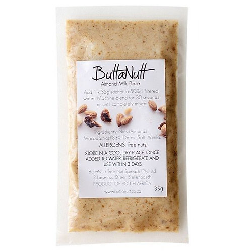 Almond Milk Base - Buttanutt