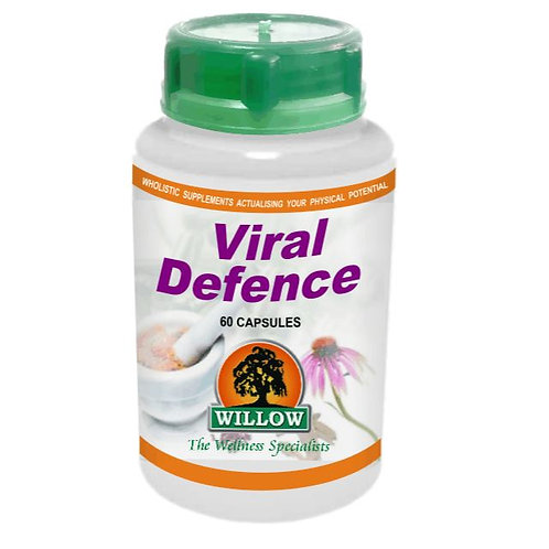 Viral Defence Capsules -Willow