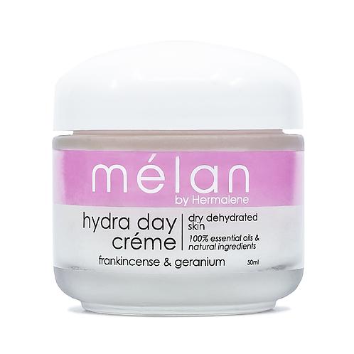 Frankincense & Geranium Hydra Day Cream - Melan