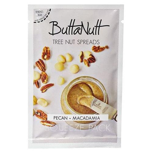 Pecan & Macadamia Squeeze Pack - Buttanutt