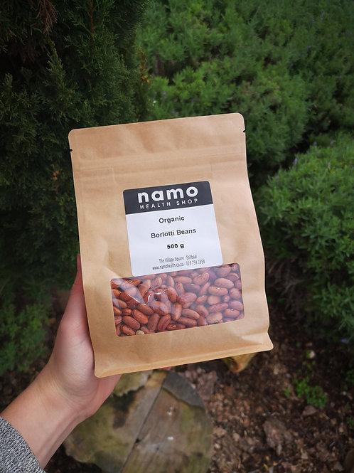 Organic Borlotti Beans - Namo Health